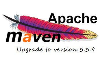 Apache Maven - Upgrading Maven to 3.3.9