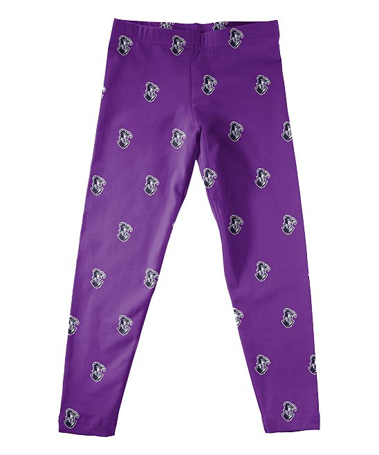 Furman Paladins Logo Leggings - Infant Toddler & Girls