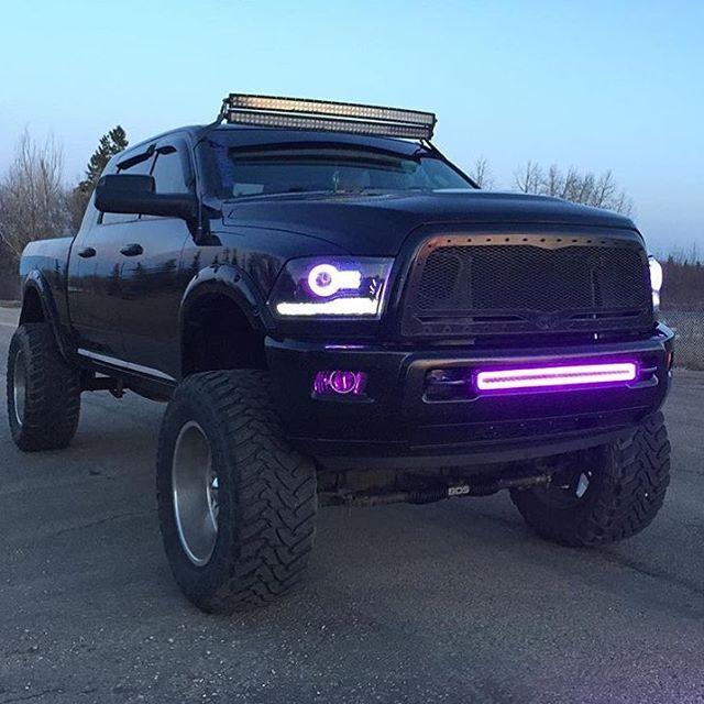 """Diesel Truck Addicts on Instagram: """"BADASS CUMMINS! double tap! #dodge #cummins #truckporn #stance #liftedtrucks"""""""