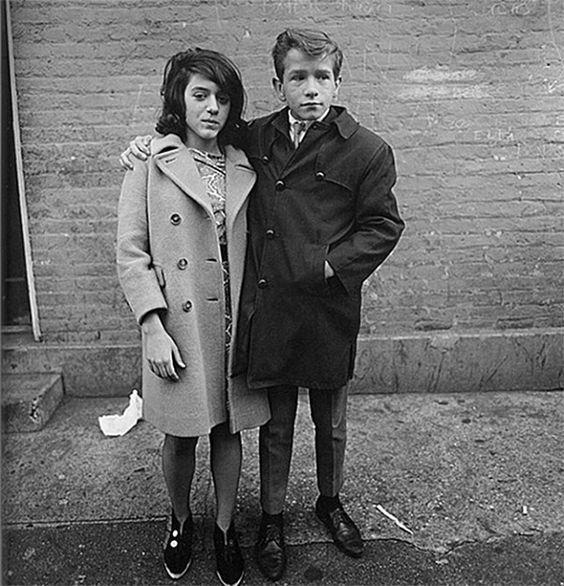 Diane Arbus, Young Couple