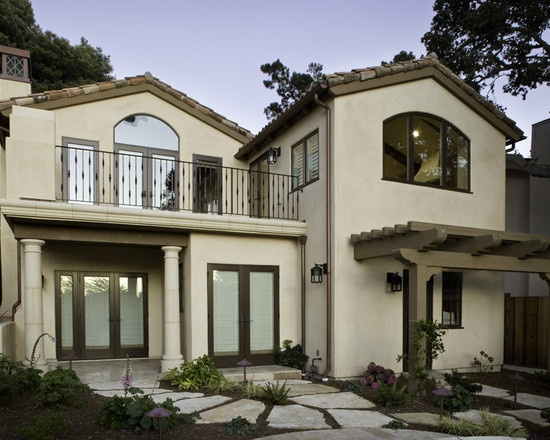 34 Best Images About Stucco Homes On Pinterest Stucco Exterior Spanish And Crests