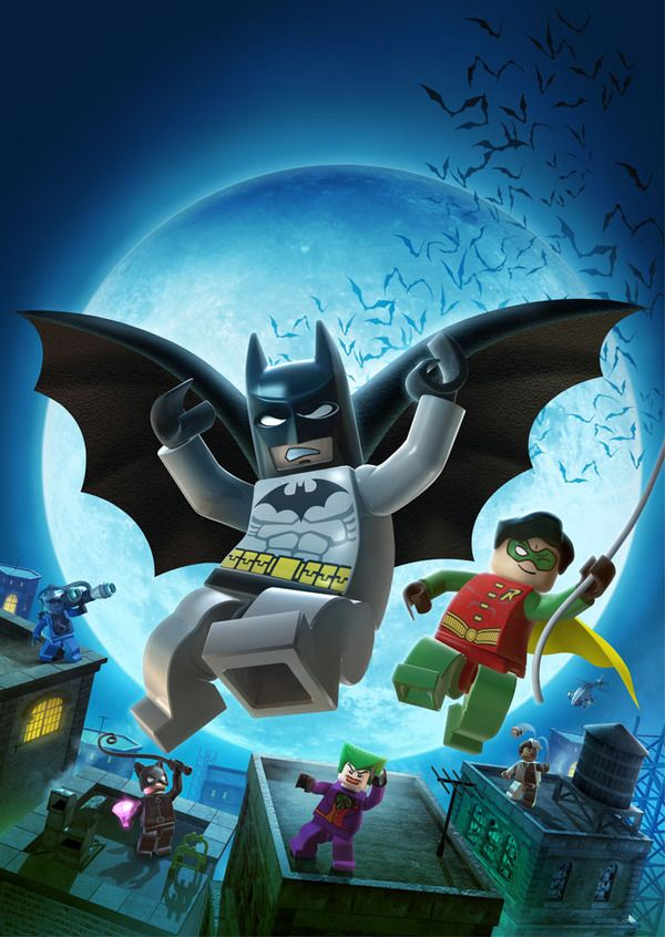 Lego Batman! Laugh all you want, this is the most fun game I've ever played, and I'm 37. Can't wait for #2 this summer :)
