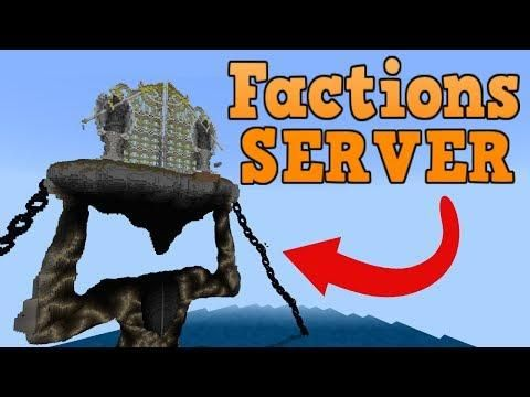 Minecraft Factions Server/Realm (Bedrock Edition