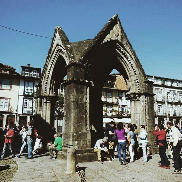 Padrao do Salado en #Guimaraes (#Portugal) http://bit.ly/26JxYex