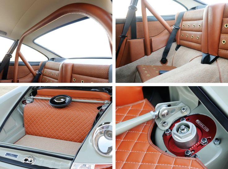 Singer Porsche 911 Details 1480x1098 Porsche 911 by Singer Vehicle Design //