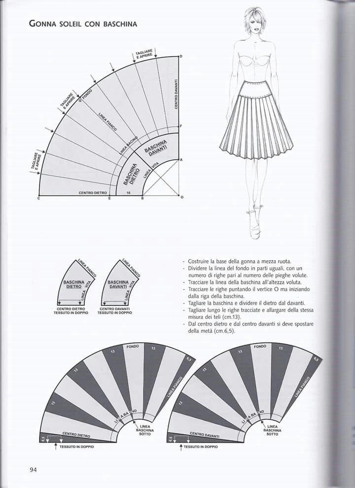 Mejores 862 imágenes de faldas en Pinterest | Faldas de tul, Faldas ...
