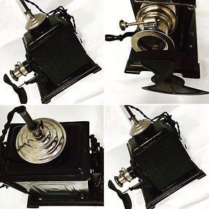Antico Proiettore LANTERNA MAGICA inizi '900 📽🎞📽 | eBay