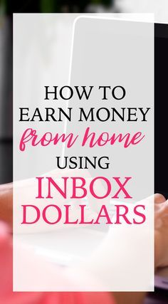 Need extra cash? Earn money from home using Inbox Dollars. Consumer surveys are a legitimate way to make money online. Here's how to use this site.