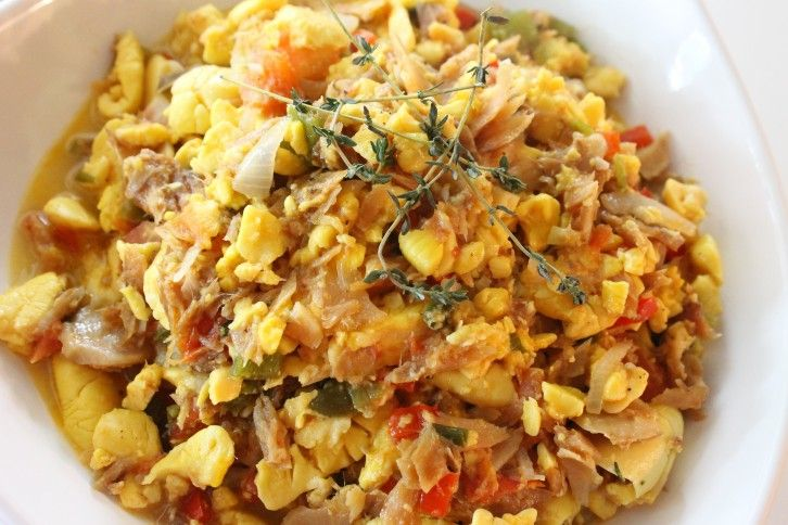Ackee and saltfish - Do you know the history of Jamaica's National Dish?