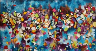 "Saatchi Art Artist Francoise Issaly; Painting, ""The Edge of Tomorrow II"" #art"
