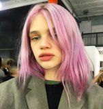 """¿Por qué """"Cuarzo Rosa"""" Será el más caliente de Color de Pelo Para la Primavera de 2018"""