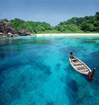 Laguna Azul Ilha Grande Angra D. R. Brasil