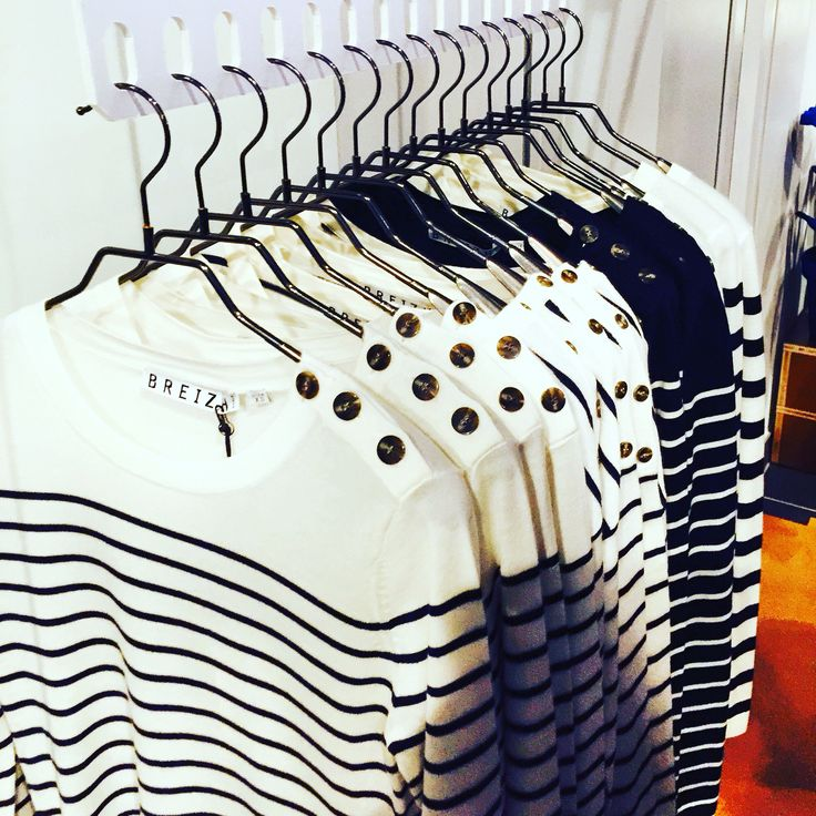 ➖We love our Breton stripes!                              …