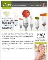 DietasCormillot -  ¿Qué es la prediabetes? - Nota de DietasCormillot.com