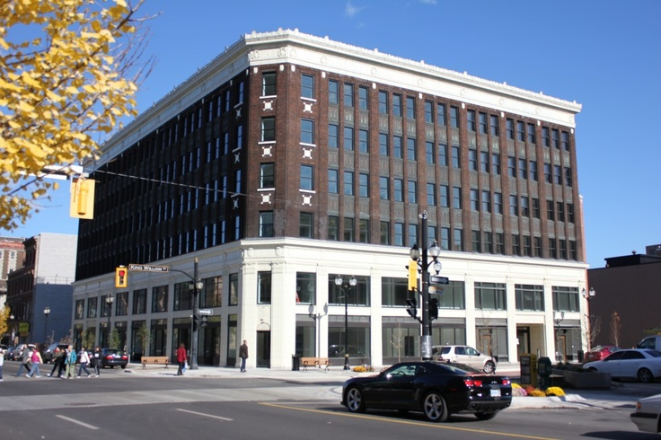 The Lister Block, 2012.  Hamilton, Ontario, Canada.
