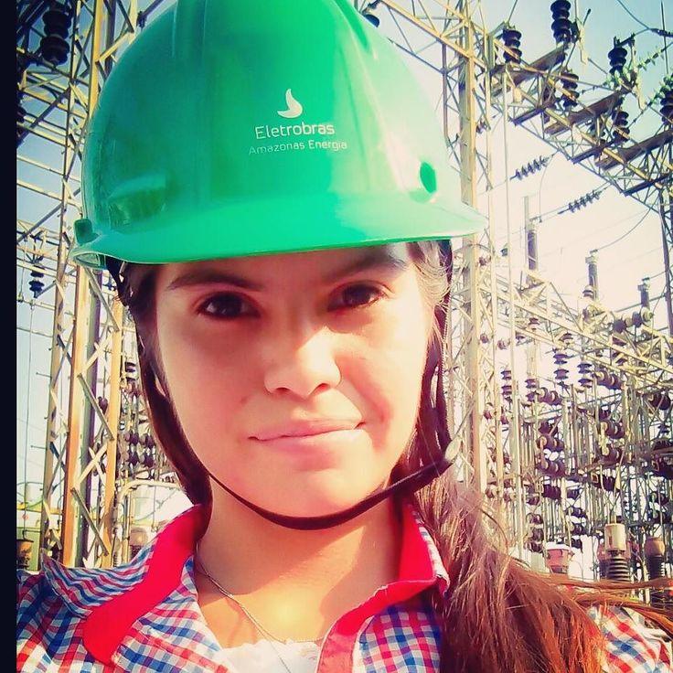 Engenharia Elétrica  #loading  #quaseengenheira  #termeletrica #eletrobras by danieleluciabraz