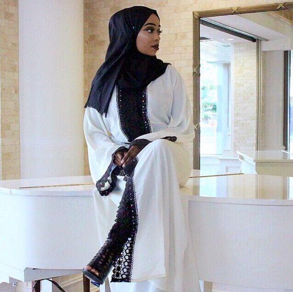 Maxi dress muslim terbaru kevin