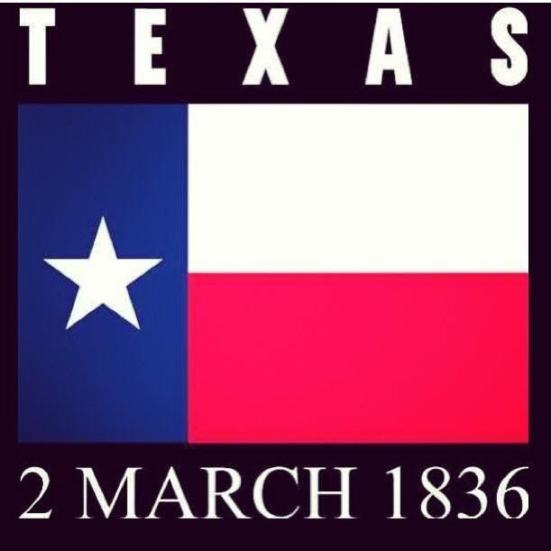 Texas Independence Day!