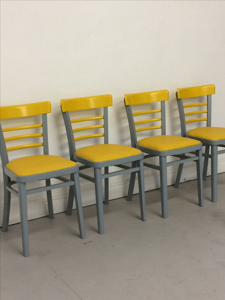 Top 25+ Best Yellow Dining Chairs Ideas On Pinterest