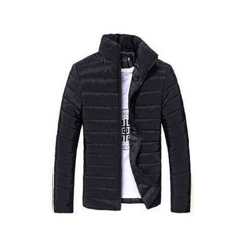 New Mens Jackets Coats Casual Jacket  Cotton Denim Jacket Solid Zipper  Coat Men Bomber Jacket