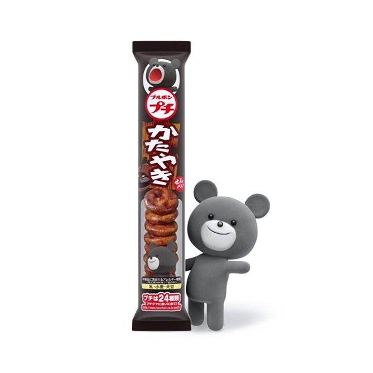 Buy in bulk and save! Bourbon's Petit Series is one of the most popular and fun Japanese snack products. This product is Petit Rock Hard Rice Crackers, a perfect choice for morning and afternoon tea!Each product of the Petit Series is supportedby a different Petit Bear - See LanguePetit Bear so cutely smiles at youon the package (*the bear is not part of this product)!Enjoy your petit afternoon tea adventure with Bourbon Petit Rock Hard Rice Crackers.  Producer:Bourbon ブルボン Country of…