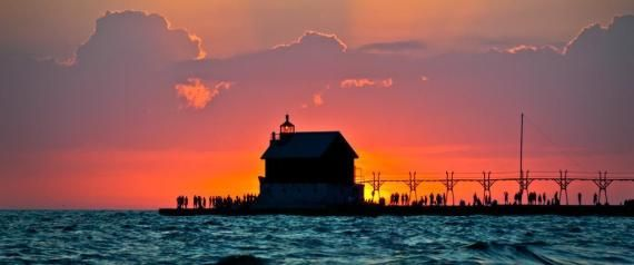 10 Beaches of the Great Lakes