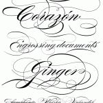tattoo fonts tumblr