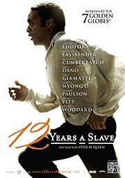 Inhalt: Saratoga/New York, Mitte des 19. Jahrhunderts. Der Afro-Amerikaner Solomon Northup lebt ein einfaches aber glückliches Leben als freier Mann. Als zwei Fremde den virtuosen Geigenspieler für einen Auftritt engagieren und danach noch auf einen Dr...