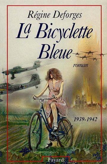 A Bicicleta Azul de Régine Deforges
