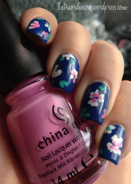 by intraordinary #nail #nails #nailart
