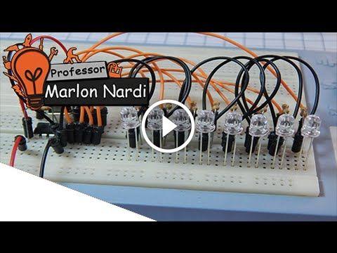 Curso de Microcontrolador PIC #2 - Fazer Vários LED's Piscarem com o Microcontrolador PIC16F628A                                           Aprenda a trabalhar com as saídas do PIC, faça todo o PORTB piscar utilizando o PIC16F628A. Blog: http://professormarlonnardi.blogspot.com.br/p/microcontrolando-pic.html Facebook: http://facebook.com/professormarlonnardi Curso excelente e com bom preço... arduino cnc ebook, arduino cnc fräse bauanleitung, arduino cnc instructables,