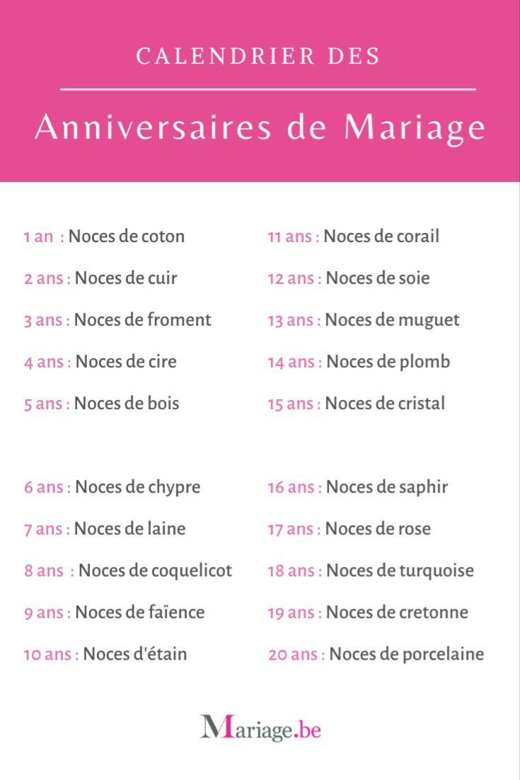 Anniversaire De Mariage 11 Ans