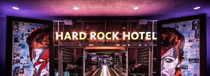 Hard Rock Hotel в Палм-Спрингс - когда будем старенькими