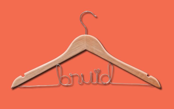 My Bruid Hanger  emilyroseaccessories@gmail.com
