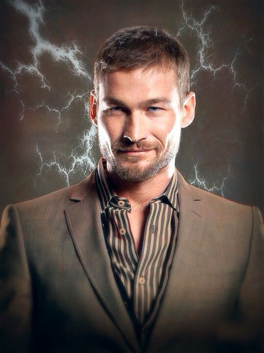 Andy Whitfield-Star of Spartacus died from cancer after only one season of the show. R.I.P.