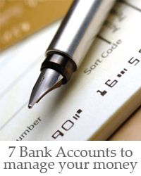 7 bank accounts to manage your money, from Fun Cheap or Free