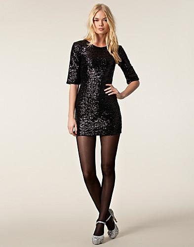 PARTY DRESSES - IDA SJÖSTEDT / SHIRLEY SEQUIN DRESS - NELLY.COM
