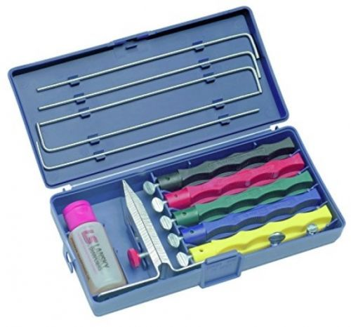 Sharpening Tools and Accessories 66826: New Precision Knife Sharpening Kit Deluxe 5 Stone System Hone Sharpener Tool -> BUY IT NOW ONLY: $39.17 on eBay!