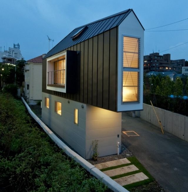 The river side house if you listen to the architect kengo kuma