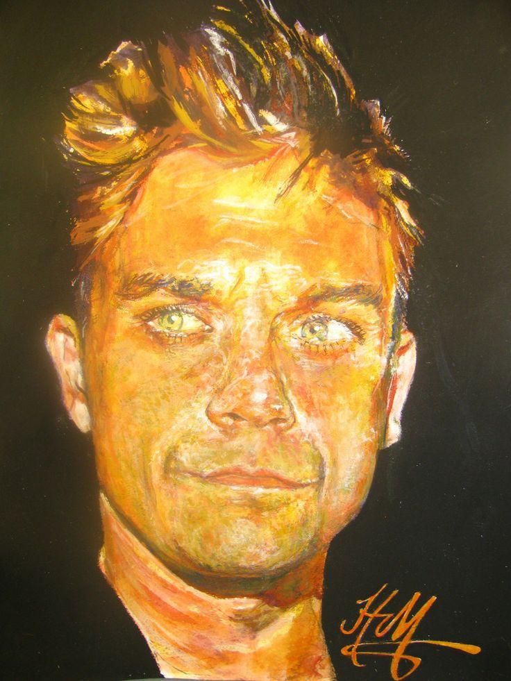 Robbie, by Heather Clare