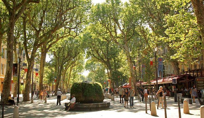 Location chambre Aix en Provence : à la découverte d'une autre région française fascinante - Location Francophone