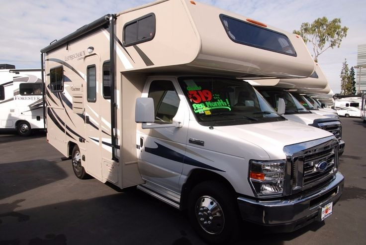 Check out this 2016 Coachmen LEPRECHAUN 190CB listing in Fountain Valley, CA 92708 on RVtrader.com. It is a Class C and is for sale at $47998.