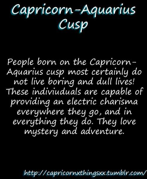 Capricorn horoscope dates