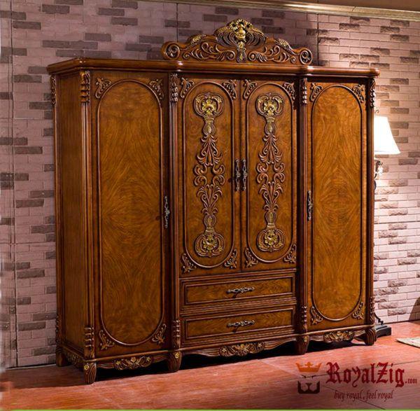Antique Luxury Wooden Wardrobe Wooden Wardrobe Wooden Wardrobe