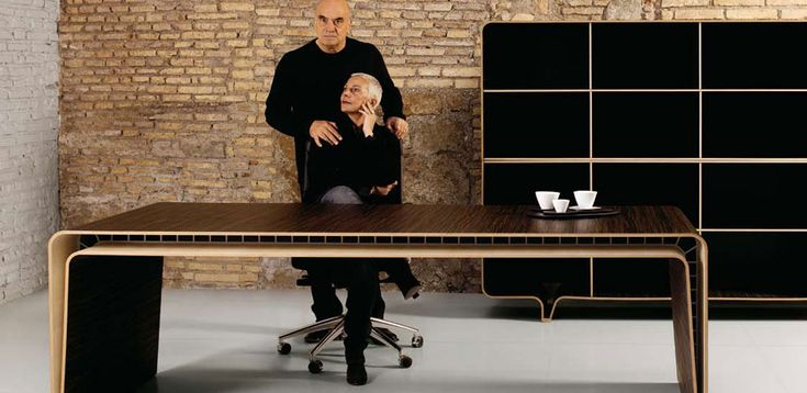 Γραφείο για στελέχη επιχειρήσεων Mumbai του οίκου Castelli, Σχεδιαστές Massimiliano Fuksas