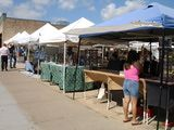 First Thursdays Artists' markets on South Congress Avenue