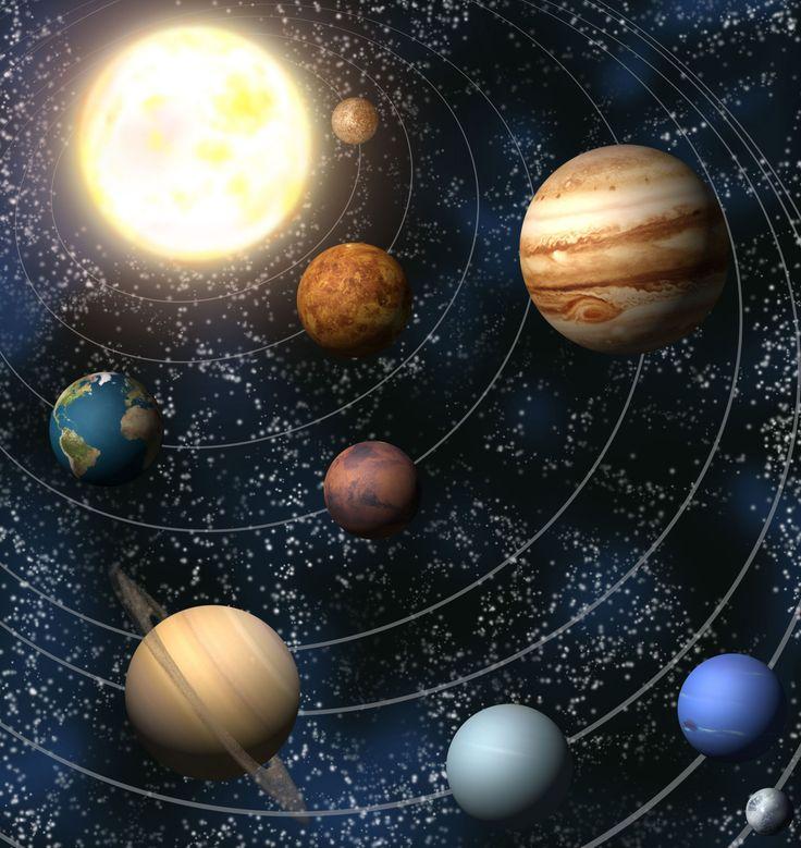 universe sky planets wallpaper