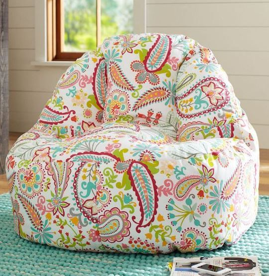 Warm swirly paisley leanback lounger studentrate dorm room trends pinterest warm - Leanback lounger chairs ...