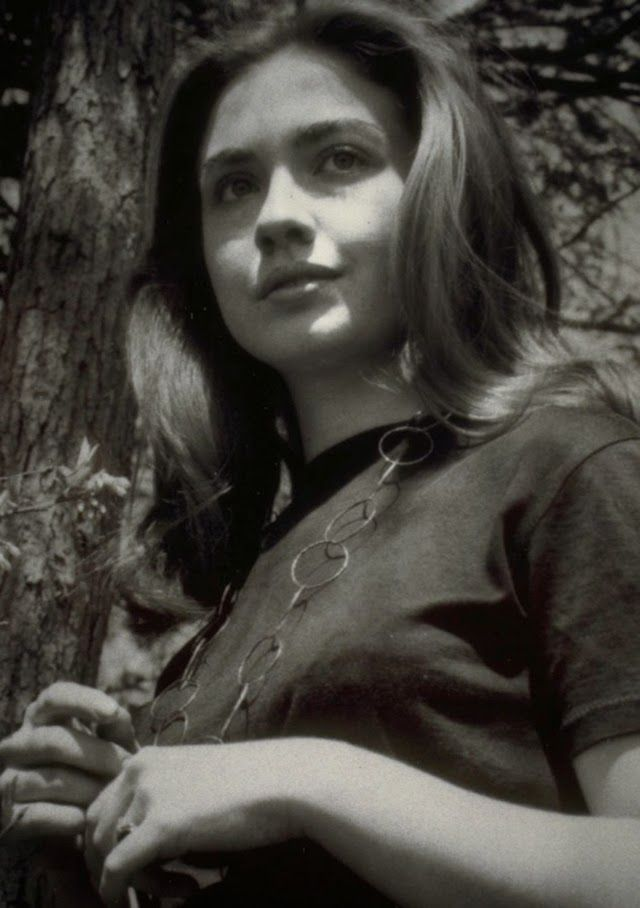 vintage everyday: 10 Awesome Vintage Photos of Hillary Clinton