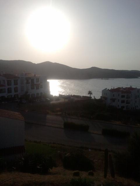 Exteriores Playas de Fornells, Menorca